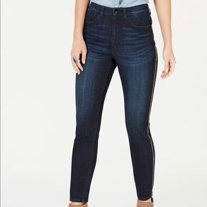 Style&Co Chain Link Skinny Jeans